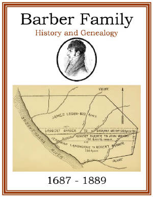 Barber Family History and Genealogy